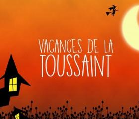 Animations pendant les vacances de la Toussaint